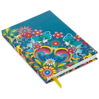 Catalina Estrada Blue Floral Journal,