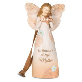 Light Your Way Memorial Mother Angel Figurine Ornament, , large
