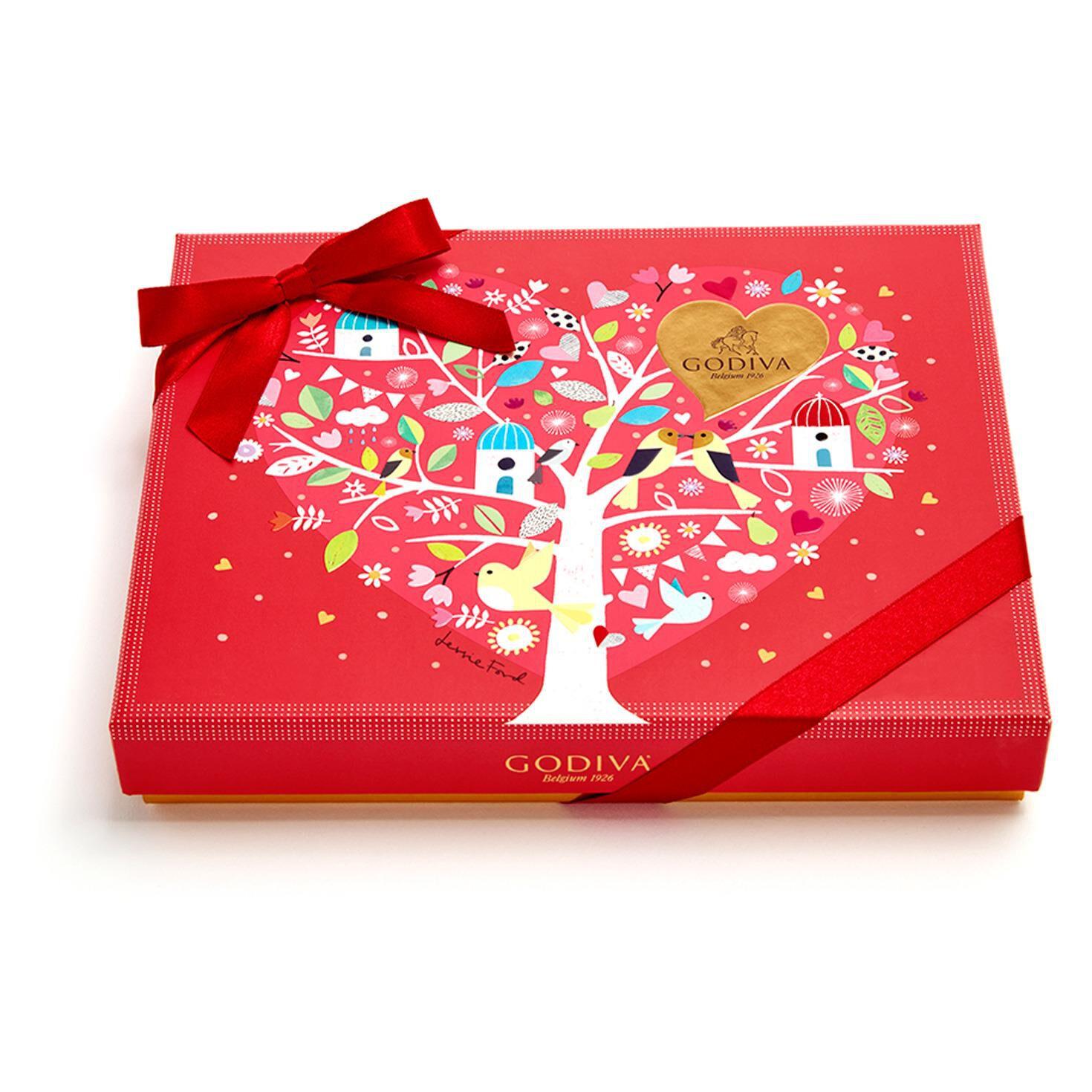 Godiva Chocolatier Assorted Chocolates 2018 Limited Edition ...