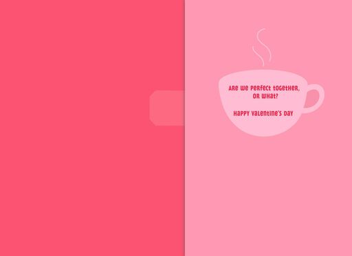 Bacon and Eggs Duo Musical Valentine's Day Card,
