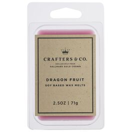 Crafters & Co. Dragon Fruit Wax Melt, 2.5-oz, , large