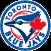 Major League Baseball™ Personalized Book, Toronto Blue Jays, swatch
