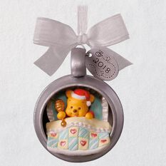 Disney Winnie The Pooh Baby S First Christmas 2018 Metal