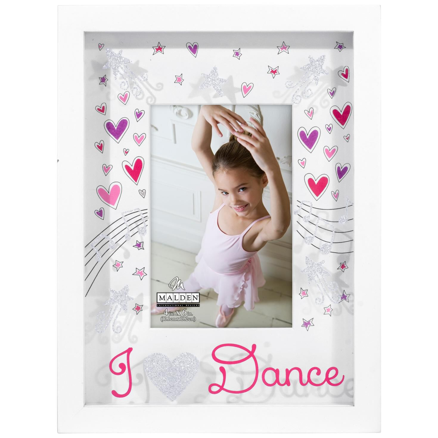 I Love Dance Picture Frame, 4x6 - Picture Frames - Hallmark