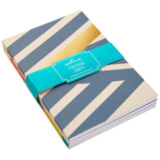 Modern Shapes 3-Pack Notebooks,