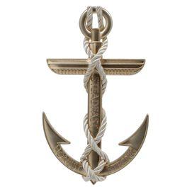 Anchor Signature Ornament, , large