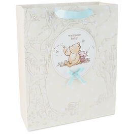"Winnie the Pooh Baby X-Large Gift Bag, 15.5"", , large"