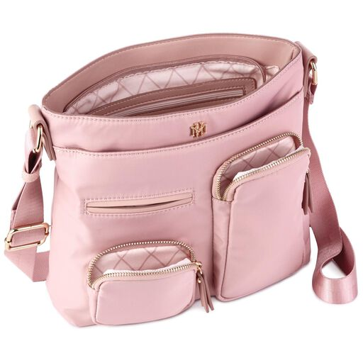 0a3e45b5f81 ... Mark   Hall Blush Messenger Purse