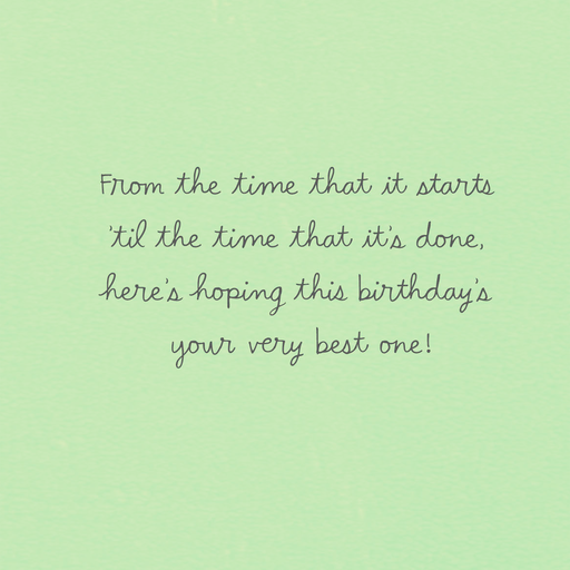 Wiener Dog And Cake Birthday Card