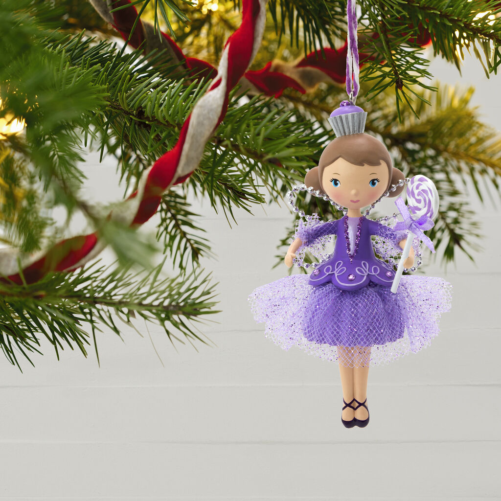 ... Nutcracker Sweet Sugar Plum Fairy Exclusive Ornament ...
