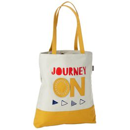 Journey On Tote Bag, , large