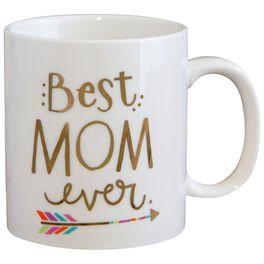 Natural Life Best Mom Ever Mug, , large