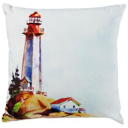 Lighthouse Pillow, , large