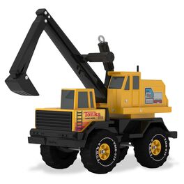 Mighty TONKA® Backhoe Ornament, , large