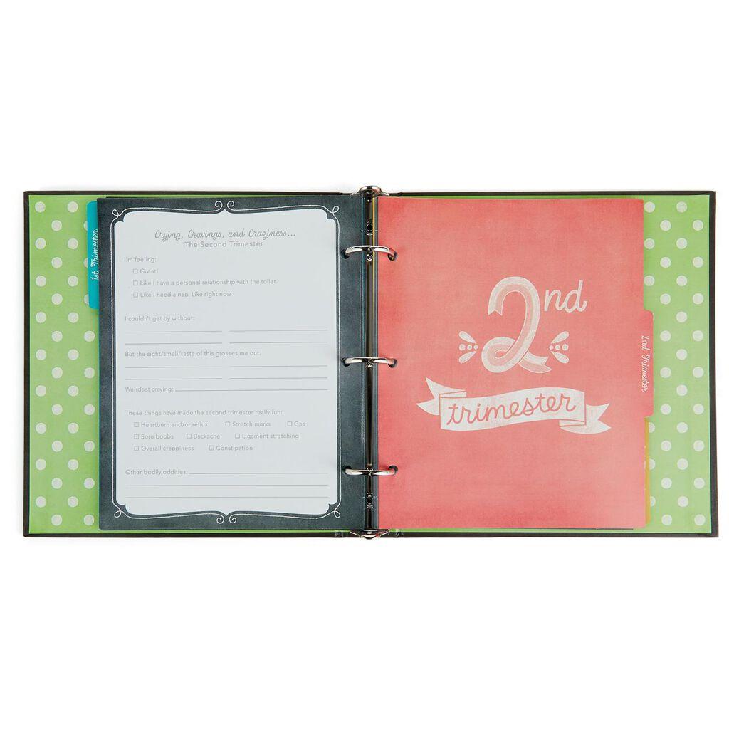 3-Ring Pregnancy Memory Keeper - Scrapbooks - Hallmark