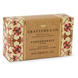 Pomegranate Luxury Bar Soap, , large