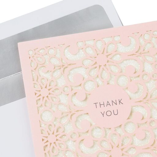 Wedding Thank You Notes Bridal Shower Thank Yous Hallmark