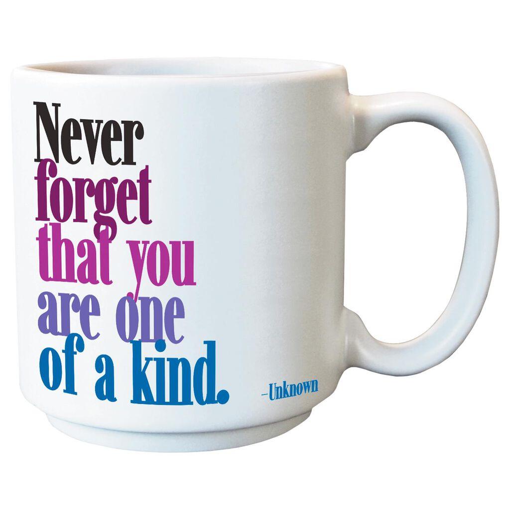 d1eea5de500 You Are One of a Kind Quote Mini Mug, 3 oz. - Mugs & Teacups - Hallmark