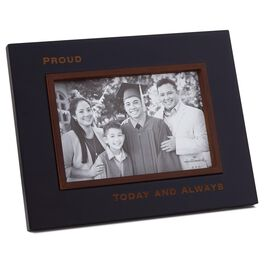 Proud Always Graduation Picture Frame, 6x4, , large