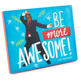 Kid President Be More Awesome Sign, , large