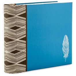 Natural Feather Photo Album, , large