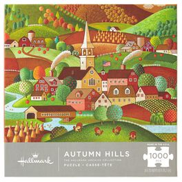 Autumn Hills 1000-Piece  Puzzle, , large
