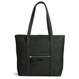 Vera Bradley Iconic Vera Tote Bag in Denim Navy, , large