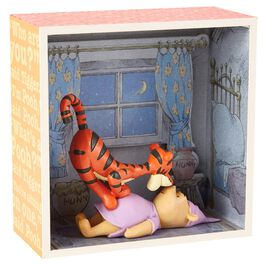 Pooh Meets Tigger Shadow Box, , large