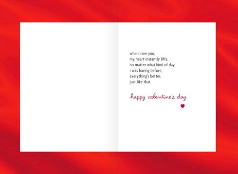 Husband Happy Heart Valentines Day Card Greeting Cards Hallmark – Valentines Day Card for Husband