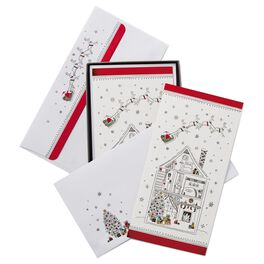 A Little Peace Christmas Cards, Box of 16, , large