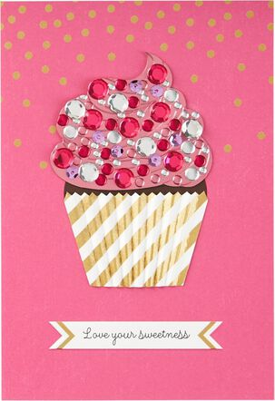Love Your Sweetness Birthday Card