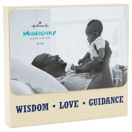 Wisdom, Love & Guidance Picture Frame, 6x4, , large
