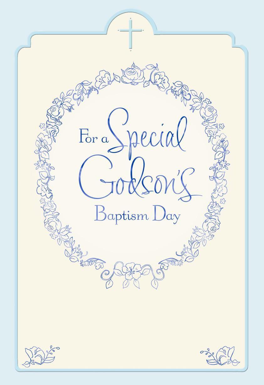 baptism card message