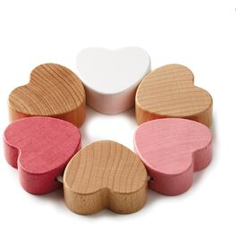 Pink Wood Rattle, , large
