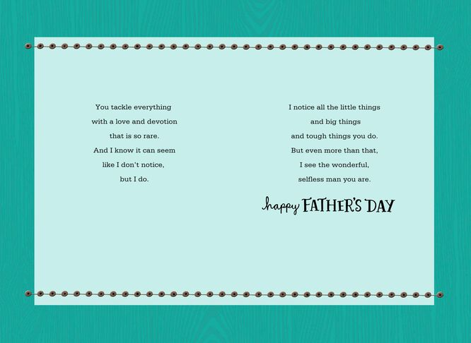 card for the man i love fathers day