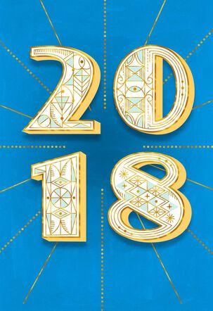 2018 Congratulations Spanish-Language Graduation Card