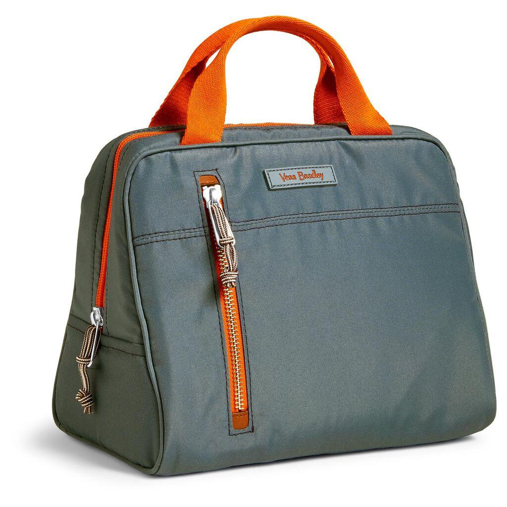 441f7f8993 Vera Bradley Lighten Up Lunch Cooler in Mineral Blue - Handbags ...