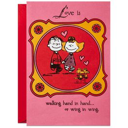 Love Is… Peanuts® Sweetest Day Card, , large