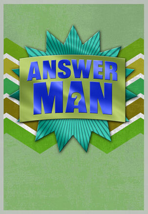 Dad the Answer-Man
