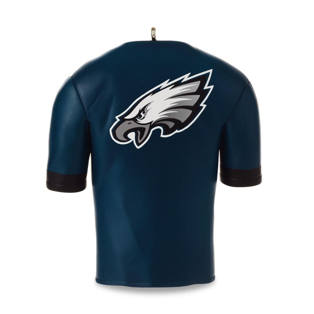 pretty nice abf3e 9186e Philadelphia Eagles Jersey Ornament