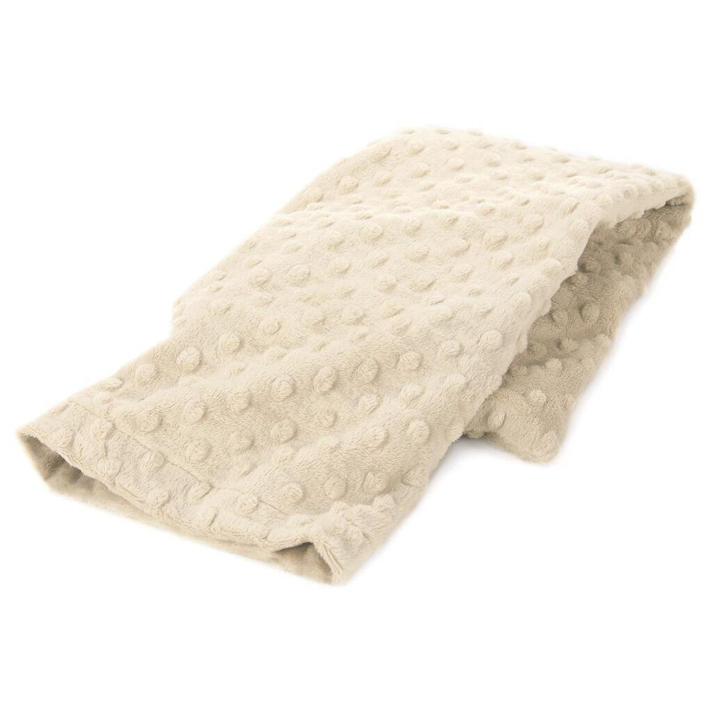 Sonoma Lavender Oatmeal Colored Heat Wrap Bath Accessories Hallmark