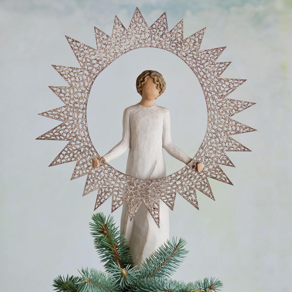 Willow Tree Starlight Tree Topper Specialty Ornaments Hallmark