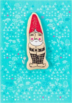 Birthday Gnome Funny Birthday Card