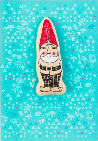 Birthday gnome funny birthday card greeting cards hallmark birthday gnome funny birthday card bookmarktalkfo Image collections