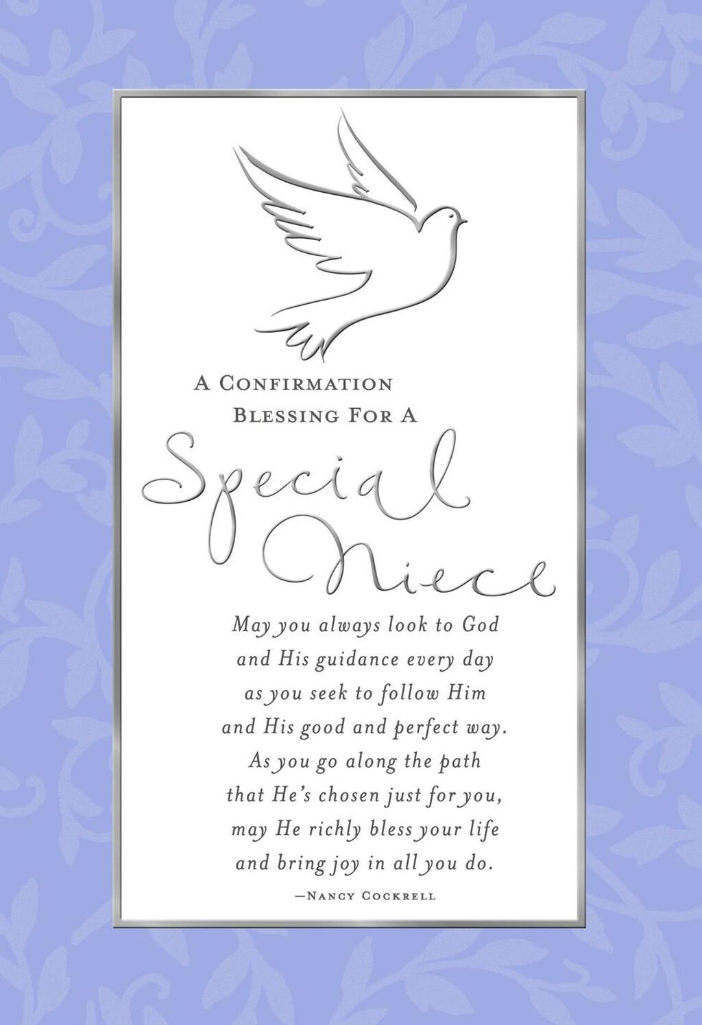 Special Thoughts For Niece Confirmation Card Greeting Cards Hallmark