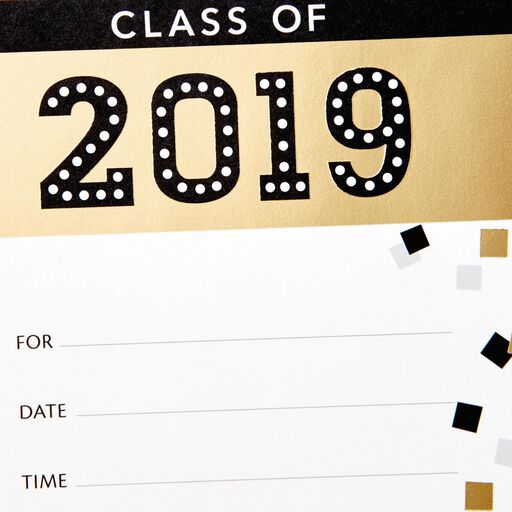100b404cffda ... Class of 2019 Graduation Invitations