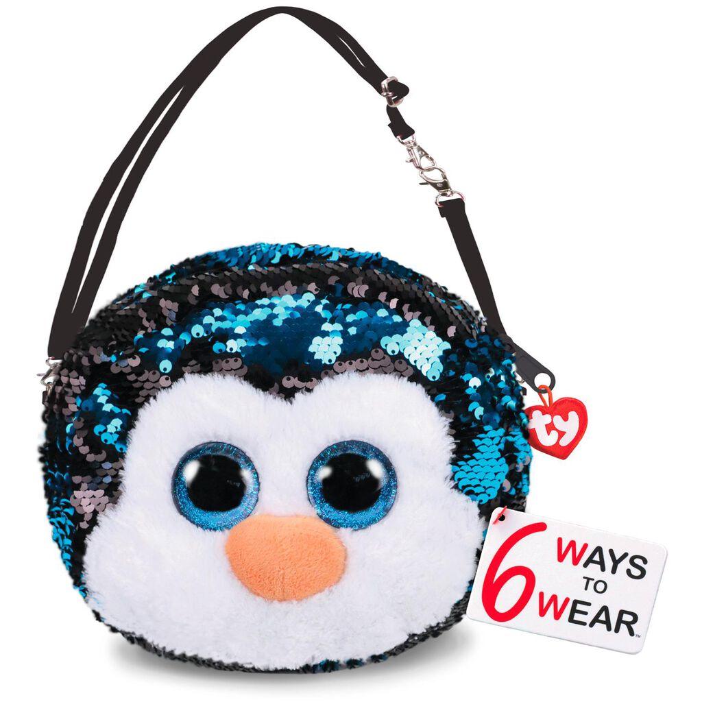 1d04364dfcb Ty Fashion Waddles Penguin Sequin Purse - Plush Toys - Hallmark