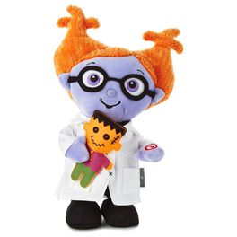 Maddie the Mad Scientist Interactive Stuffed Animal, , large