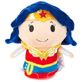 itty bittys® DC SUPER HERO GIRLS™ WONDER WOMAN™ Stuffed Animal, , large