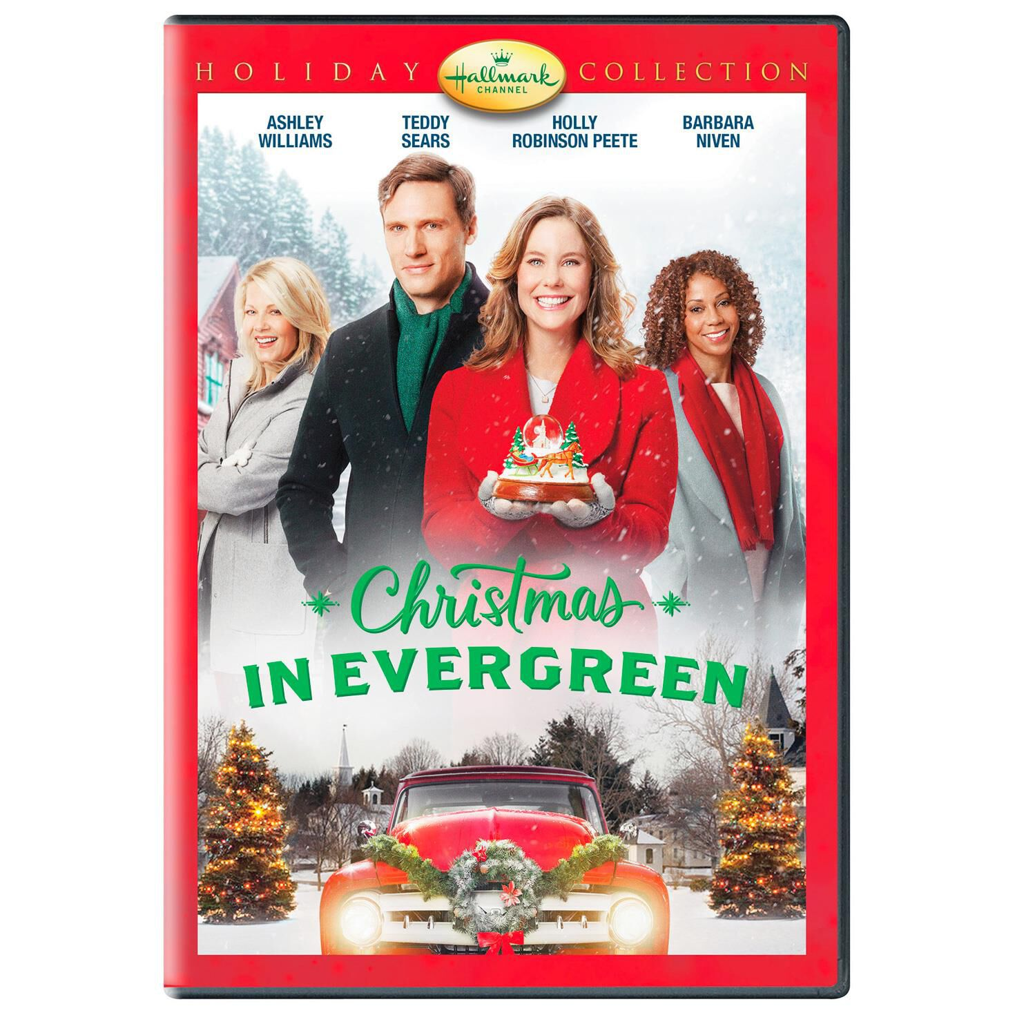 Christmas In Evergreen Letters To Santa.Christmas In Evergreen Dvd